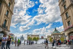 The beautiful München by Khaled AlShallal on 500px