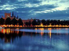 Schloss Schwerin, Germany.