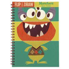 Mudpuppy // Monsters Flip