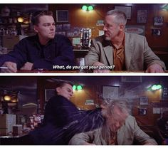 leonardo dicaprio | the departed