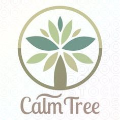 Calm Tree logo