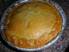 Rececatas: Chicken Pot Pie (empanada de pollo)