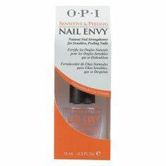 OPI Nail Envy Sensitive Formula Nail Strengthener