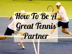 Another episode of the Tennis Quick Tips podcast is here! In this episode, I'll tell you everything you need to know about being a really great tennis doubles partner. You can listen to this …