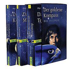 Der goldene Kompass, Trilogie, Philip Pullman