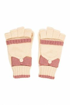 Darling Text Multi Gloves//
