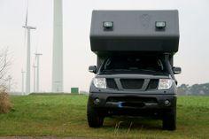 Nissan Navara D40 Wohnmobil Einzelstück Allrad MaBu Kabine TOP reisefertig in in Osterholz-Scharmbeck | eBay