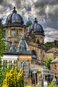Opera House, Buxton, Derbyshire. Our tips for 25 fun things to do in England: http://www.europealacarte.co.uk/blog/2011/08/18/what-to-do-england/
