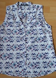 Kup mój przedmiot na #vintedpl http://www.vinted.pl/damska-odziez/koszule/17235218-koszula-w-aziatycki-wzor-rozmiar-40-42