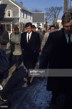 Senator Edward Kennedy during the inquest investigation into the death of Mary Jo Kopechne on the Chappaquiddick Bridge. Get premium, high resolution news photos at Getty Images Caroline Kennedy, Ted Kennedy, Robert Kennedy, Teaching American History, American Presidents, Kennedy Compound, John Adams, Ronald Reagan, Election Day