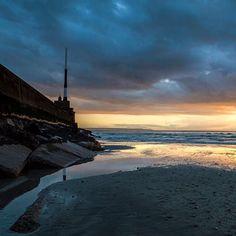 Au pied de la digue Nord - ©lesphotosduseb