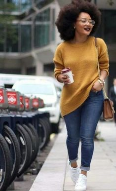 Trendy how to wear plus size outfits casual wardrobes 49 Ideas - Casual Outfits Casual Work Outfits, Work Casual, Chic Outfits, Casual Chic, Fall Outfits, Fashion Outfits, Jean Outfits, Fashion Ideas, Curvy Outfits
