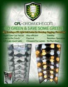 Powerfull CFL Indoor Grow Lights ► Best Plant Growing Lights!