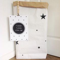 Paperbag stars