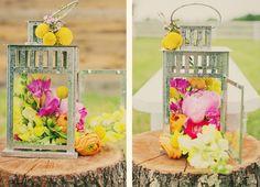 lanterns as flowers - Google Search