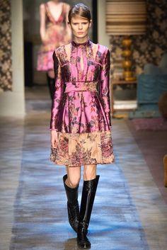 Alexandra Elizabeth, Erdem Fall 2015 RTW Runway – Vogue