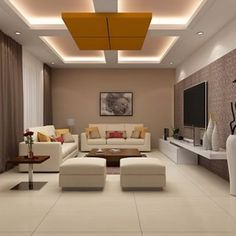 Latest Drawing Room Design - Home Ideas Drawing Room Ceiling Design, House Ceiling Design, Ceiling Design Living Room, Home Design Living Room, Gypsum Ceiling Design, Fall Ceiling Designs Bedroom, Bedroom False Ceiling Design, Simple False Ceiling Design, Living Room Partition Design