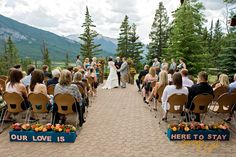 Juniper Hotel in Banff. Photo by Orange Girl * Banff Wedding Photographer