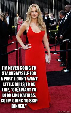 Jennifer Lawrence = my idol. Serious love for this woman! Hunger Games Memes, J Law, Game Quotes, Gaming Memes, Katniss Everdeen, Woman Crush, Mockingjay, Girl Crushes, Role Models
