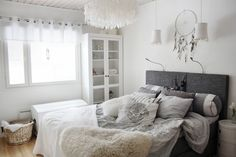 Idahhh // bedroom // bohemian // boho // tine k //