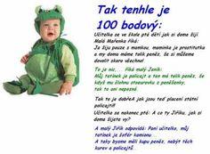 100 bodový vtip