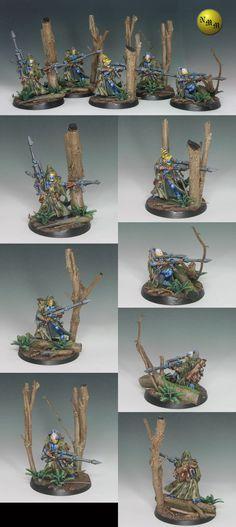 Eldar Ranger Squad - nels0nmac
