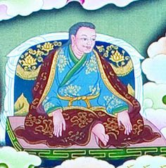 Khon Khonchok Gyalpo, the first Sakya Trizin