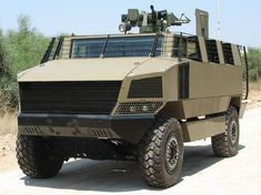 Semi trucks of Israel | ... wheeled_armoured_vehicle_personnel_carrier_Israeli_Army_Israel_004.jpg