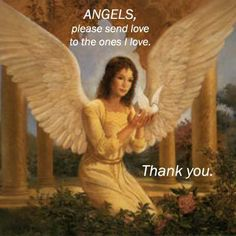 #Angels #angelhealing #angel www.thefaeriesandangelsmagazine.com/our-free-newsletter.php