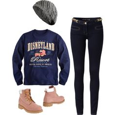 """on cold days"" by kyonna-harris on Polyvore"
