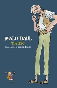 Buy The BFG by Roald Dahl at Mighty Ape NZ. A splendiferous new hardback of THE BFG, part of a collection of truly delumptious classic Roald Dahl titles with stylish jackets over surprise printe. Roald Dahl Biography, Bfg Roald Dahl, Roald Dahl Books, Quentin Blake, The Bfg Book, The Twits, Book Day Costumes, Human Bean, Little Girl Names