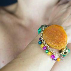 #Brazalet. #Jewelry. Divina Locura. Colección Dolce Suono. #Pulsera  PAGLIACCI.