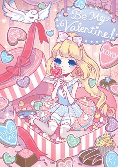 ♡BE MINE♡,fairy kei,pastel goth,kawaii,japan