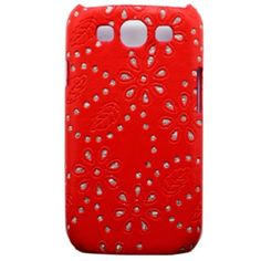 Wow! So outstanding hard back case for Samsung S3. Let's check it out to protect your phone fully! ONLY $15.99