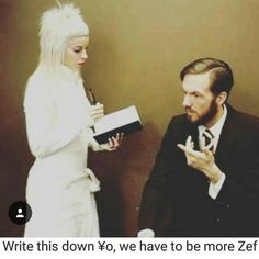 Yolandi Visser, Die Antwoord, Image Collection, Let It Be, Fictional Characters, Random