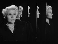 Rita Hayworth in The Lady from Shanghai (1947).