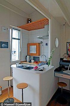 Pinterest the world s catalog of ideas - Cuisine pour petit appartement ...