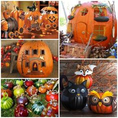 How to decorate a pumpkin, draw new ideas http://veu.sk/index.php/aktuality/1793-ako-vyzdobit-tekvicu-nacerpajte-nove-napady.html #ako #vyzdobiť #tekvicu #načerpajte #nové #nápady #how #decorate #pupkin #draw #new #ideas