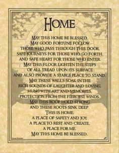 <3 Home
