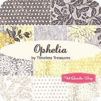 Ophelia Fat Quarter BundleTimeless Treasures Fabrics  For Vicki!