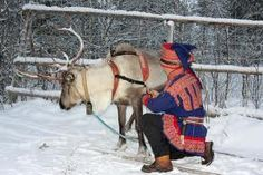 Lapland people