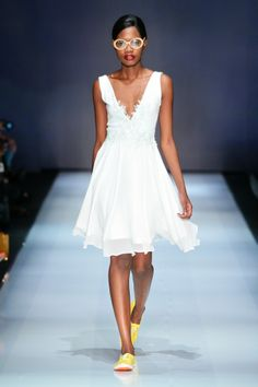 SA Fashion Week | Casey Jeanne Beautiful Clothes, Beautiful Outfits, Designer Wedding Dresses, That Look, White Dress, Gowns, Couture, Bride, How To Wear