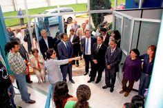 Visita la UAT Comisión Verificadora del Cumex        Recorren nuestras instalaciones el Rector de la Universidad de Sonora y Presidente del Cumex,  y los titulares de las universidades de Hidalgo y Puebla .