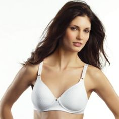 Warner's+Bra:+Secret+Makeover+Natural+Lift+Wireless+Bra+1281+-+Women's