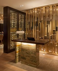 Rockwell Group : Projects : Layered Luxe