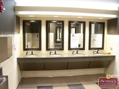 commercial bathroom lighting google search - Church Bathroom Designs