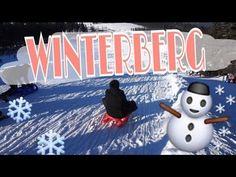 Gina fährt zum ersten mal Schlitten - Tagesausflug nach Winterberg | INGA AVENUE - YouTube