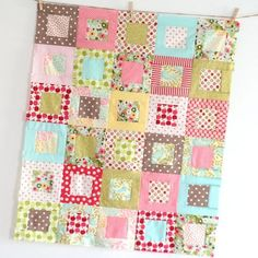 Square in a Square Tutorial - Cluck Cluck Sew