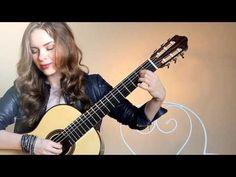 Michelle performed by Tatyana Ryzhkova - YouTube