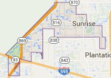 City Of Sunrise Map on tiber city map, colorful city map, dunedin city map, temecula city map, lecanto city map, port st lucie city map, marco island city map, destin city map, glendale city map, fernandina beach city map, kendall city map, ocoee city map, suwannee county city map, kissimmee city map, raleigh city map, miramar city map, belle isle city map, dunnellon city map, alpharetta city map, seminole city map,